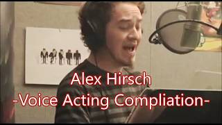 Download Alex Hirsch -Voice Acting Compliation- Video