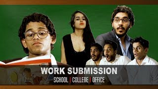 Download Work Submissions- School | College | Office Video