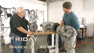 Download EVTV Friday Show - March 31, 2017. Inside the Tesla Drive Motor Video