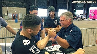 Download Side table arm wrestling at NAL Championship 2018 Video