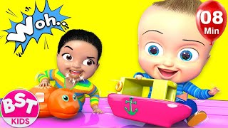 Download Surprise Fun Ball Pit Song |+More BST Kids Songs & Nursery Rhymes Video