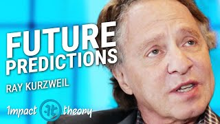 Download What You Need to Know About the Future with Legendary Futurist Ray Kurzweil | Impact Theory Video