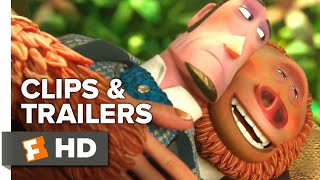 Download Missing Link ALL Clips + Trailers (2019) | Fandango Family Video