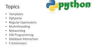 Download Python Advanced Tutorial 1 - Introduction Video