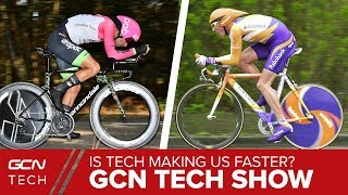 Download Is New Tech All That's Making Cycling Faster? | GCN Tech Show Ep. 33 Video