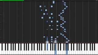 Download Flight of the Bumblebee - Nikolai Rimski-Korsakow [Piano Tutorial] (Synthesia) Video
