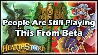 Download [Hearthstone] People Are Still Playing This From Beta Video