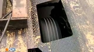 Download 512 Tonnen auf Rädern Doku über Schwertransporte Video
