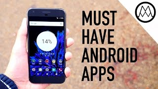 Download Top 8 Best Android Apps you MUST GET! Video