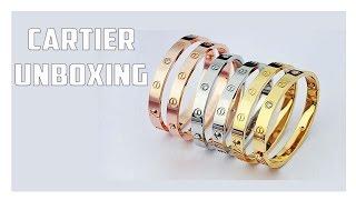 Download Cartier Love Bracelet Unboxing: Is It Worth It? Video