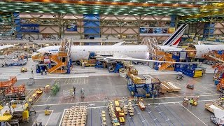 Download Air France unveils behind-the-scenes views of the delivery of its latest Boeing 787 Video