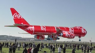 Download How to Make an Airplane from Coca Cola Cans Video