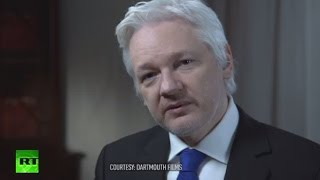 Download Secret World of US Election: Julian Assange talks to John Pilger (FULL INTERVIEW) Video