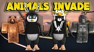 Download ANIMALS INVADE JAILBREAK! (ROBLOX Jailbreak) Video