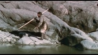 Download Tuktu- 9- The Magic Spear (Amazing Inuit skills at fishing and hunting by spear) Video
