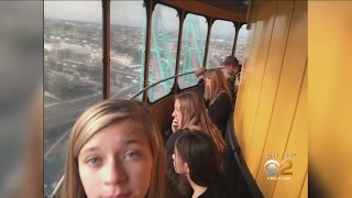 Download Girl Recounts Fear Of Being Stuck On Knott's Ride For 8 Hours Video