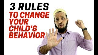Download How To Change Your Child's Behavior : Follow These 3 Rules! Video