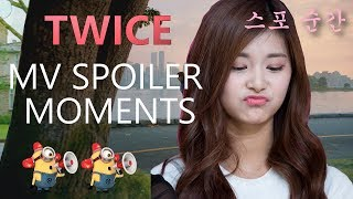 Download TWICE Spoiler Moments Before Each Time The MV Released Video
