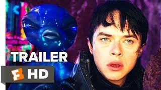 Download Valerian and the City of a Thousand Planets Trailer #1 (2017) | Movieclips Trailers Video