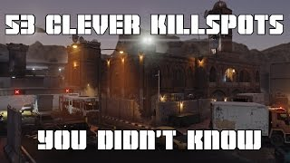 Download 53 clever Killspots on Border that you probably didn't know! Video