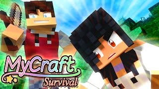 Download Kids Moving Out! | MyCraft Family Minecraft Survival [Ep.8] Video