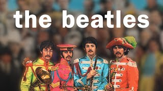 Download How The Beatles Changed Album Covers Video