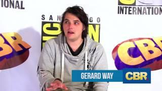 Download Gerard Way Talks ″Doom Patrol″ and DC's Young Animal Line Video