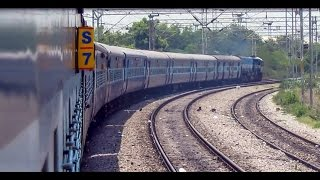 Download Hyderabad Guntur Sabari express journey compilation : Indian railways !! Video