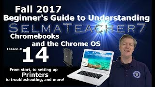 Download Google Chrome Devices- Setting a Printer on Chrome - Shopper's Guide Lesson 14 Video