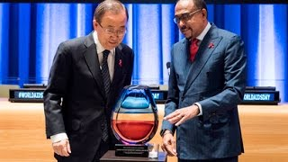 Download Ban Ki-moon (ONU) por el Día Mundial del Sida 2016 Video
