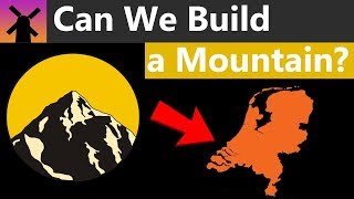 Download The Insane Plan to Build a Mountain in the Netherlands Video
