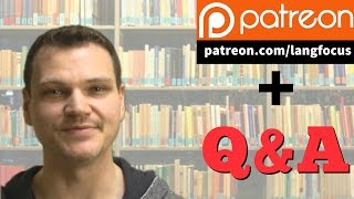 Download ″How Many Languages Do You Speak?″ - Q&A and Patreon Announcement Video