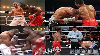Download How American Boxing SHOULD Be Officiated - Jermain Taylor's Low Blows vs Abraham - Andre Ward Video
