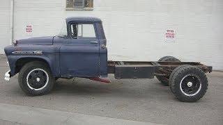 Download 1959 Chevrolet Viking RARE TRUCK Video
