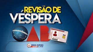 Download Revisão de Véspera - 1ª fase - OAB XXVII Video
