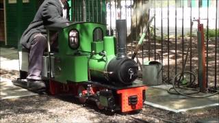 Download Pinewood Miniature Railway - Station Road Steam / Ride on Railways Owner's Rally 2013 Video