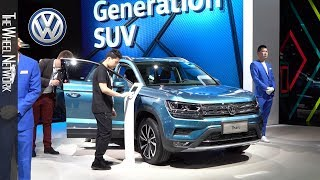 Download Volkswagen Booth at the 2019 Shanghai Auto Show Video