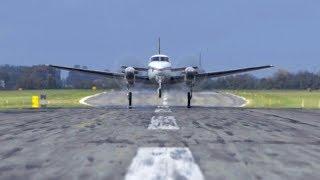 Download SKYDIVE Pilot perspective - KingAir C90 Video