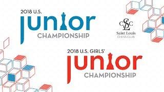 Download 2018 U.S. Junior Championships: Round 2 Video