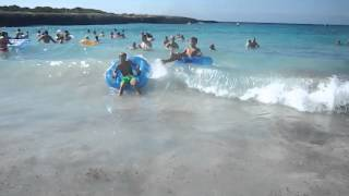 Download Tsunami in Cala'n bosch menorca 2014 Video