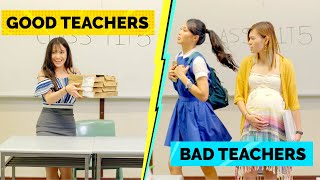 Download Good Teachers Vs Bad Teachers Video