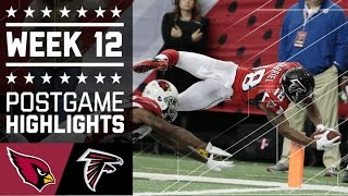 Download Cardinals vs. Falcons (Week 12) | Game Highlights | NFL Video