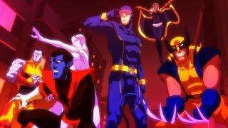 Download Marvel Heroes Cinematic Opening Video