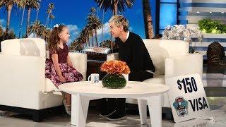 Download Ellen Gives Brielle a 'PAW Patrol' Surprise! Video