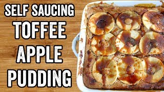 Download SELF SAUCING TOFFEE APPLE PUDDING Video