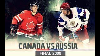 Download Чемпионат Мира 2008 FINAL [ Russia - Canada ] [ 3прд. ] - HD Video