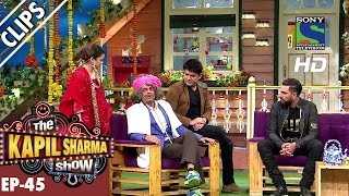 Download Dr. Gulati with her daughter on Yuvraj Singh - The Kapil Sharma Show - Ep.45 -24th September 2016 Video