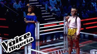 "Download Favour vs KessyDriz - ""Na gode"" / The Battles / The Voice Nigeria Season2 Video"