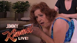Download Aunt Chippy Massage Prank Video