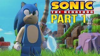 Download LEGO Sonic Walkthrough Part 1 - LEGO Dimensions Sonic The Hedgehog Level Pack Video